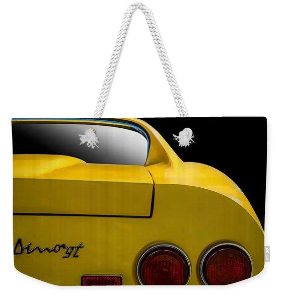 Ferrari Dino Weekender Tote Bag