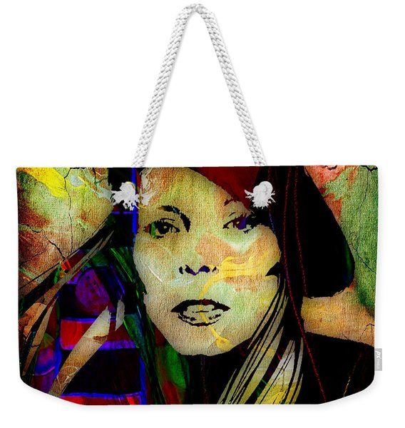 Joni Mitchell Collection Weekender Tote Bag