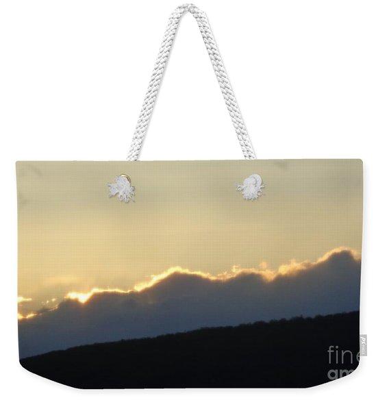 2 - June Sunset 2 Weekender Tote Bag