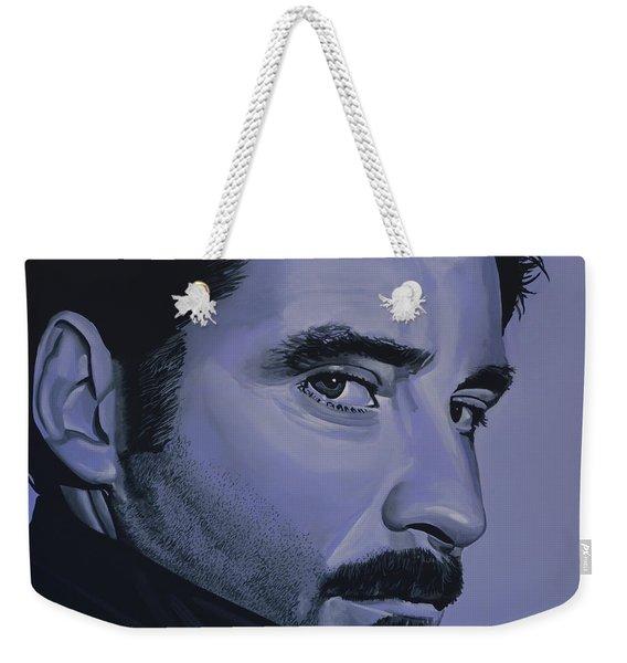 Kevin Kline Weekender Tote Bag