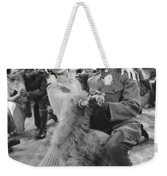 Lena Horne In Stormy Weather Weekender Tote Bag