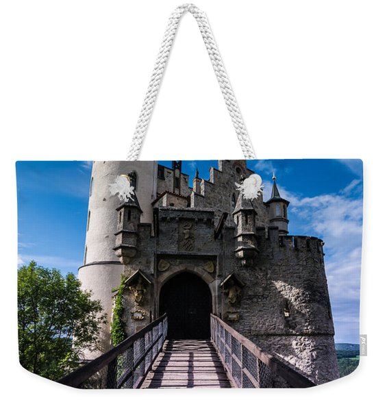 Lichtenstein Castle - Baden-wurttemberg - Germany Weekender Tote Bag