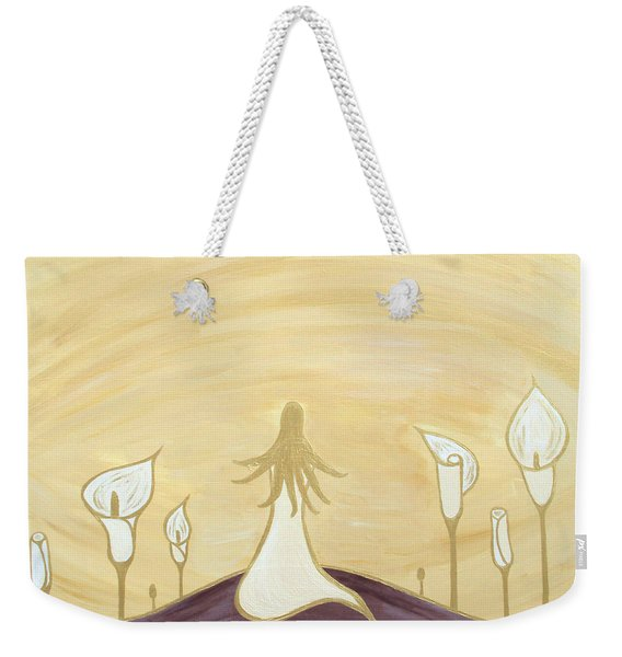 Lilies Of The Field Weekender Tote Bag
