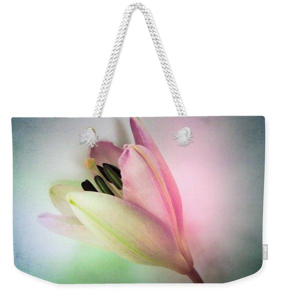 Lily In My Dreams Weekender Tote Bag
