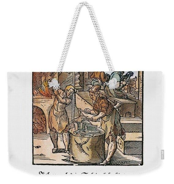 Locksmith, 1568 Weekender Tote Bag