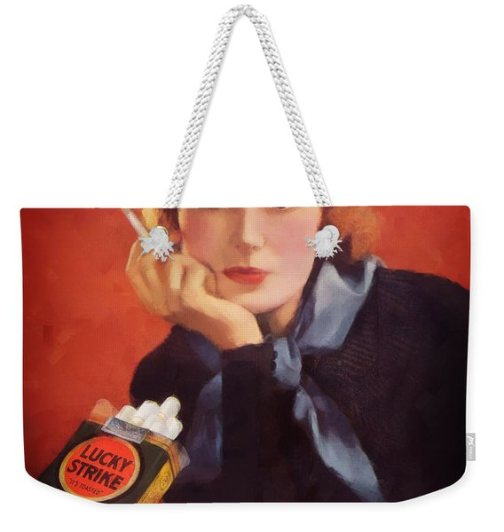 Luckie Weekender Tote Bag
