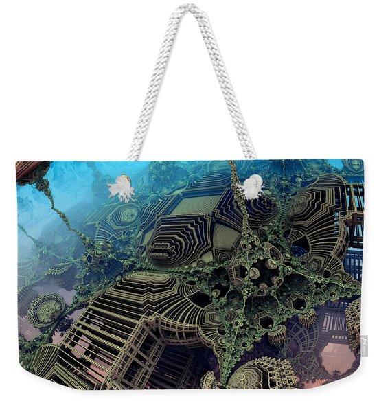 Parallel World  Weekender Tote Bag