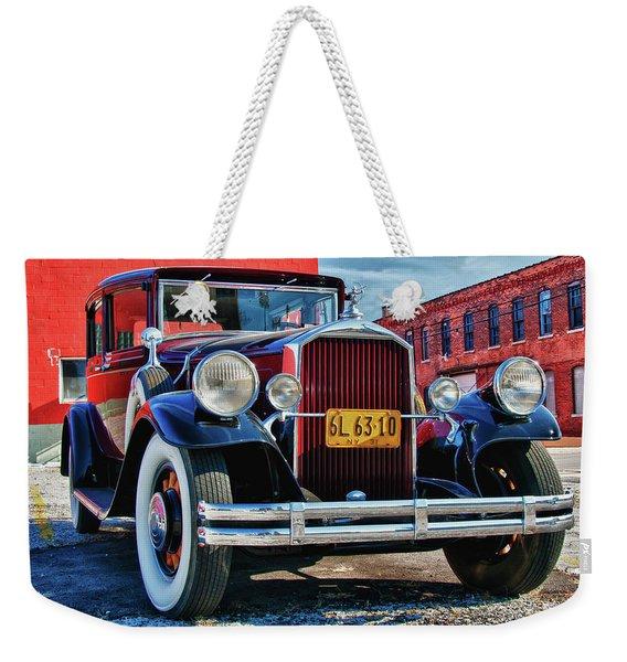 Pierce Arrow 3468 Weekender Tote Bag