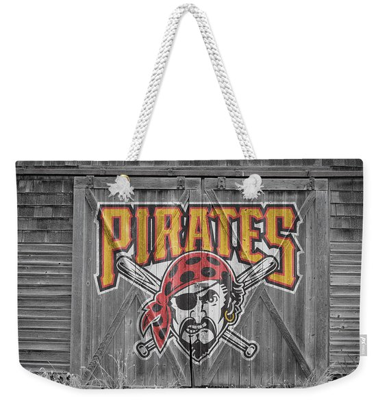 Pittsburgh Pirates Weekender Tote Bag