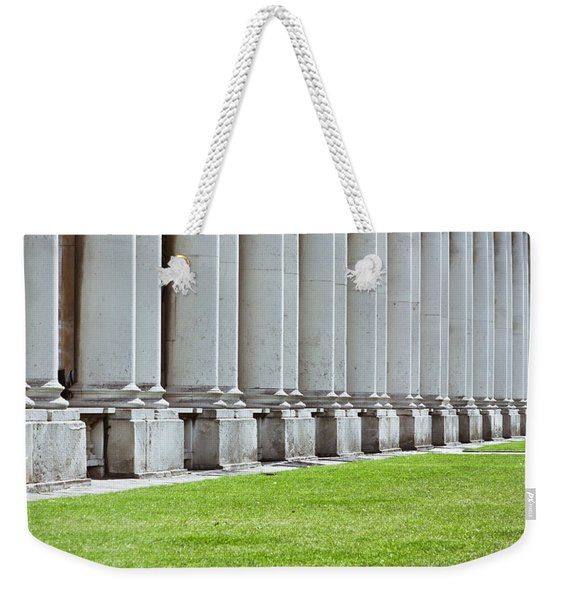 Roman Architecture Weekender Tote Bag