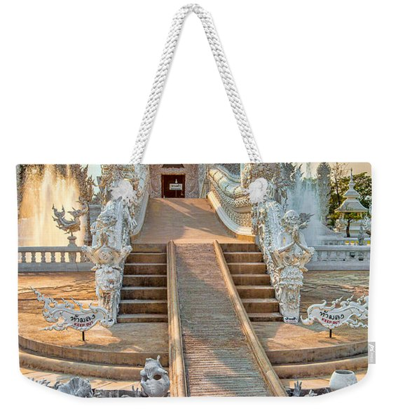 Rong Khun Temple Weekender Tote Bag