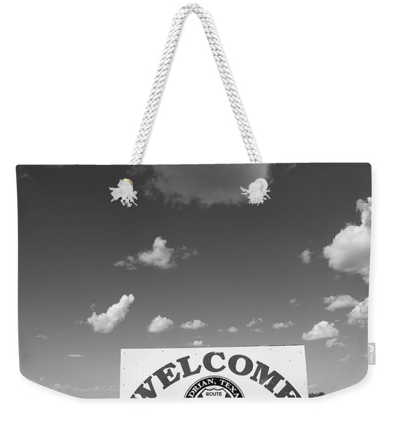 Route 66 - Midpoint Sign Weekender Tote Bag