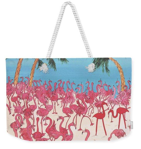 Royal Roost Weekender Tote Bag