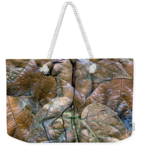 Sheltered Weekender Tote Bag