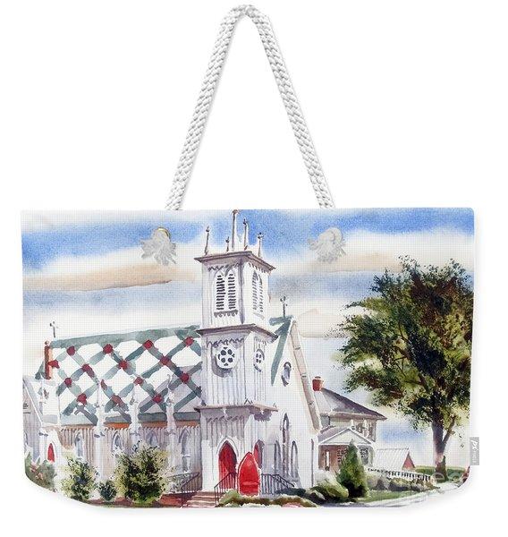 St Pauls Episcopal Church  Weekender Tote Bag