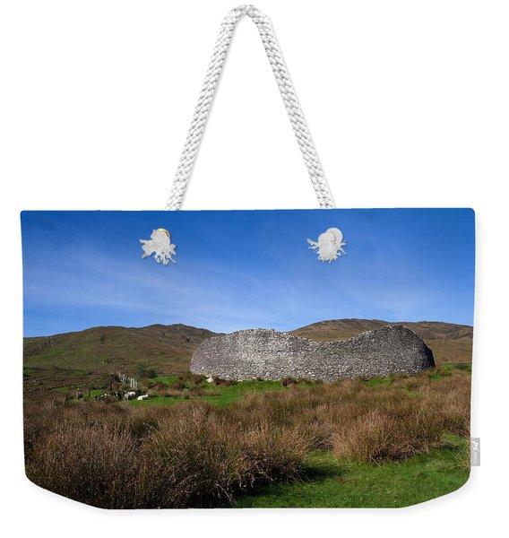 Staigue Fort At 2,500 Years Old One Weekender Tote Bag