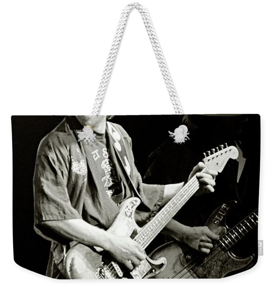 Stevie Ray Vaughan 1984 Weekender Tote Bag