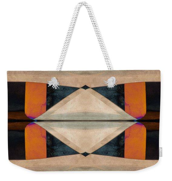 Stone Canyons Santa Fe Series 1 Weekender Tote Bag