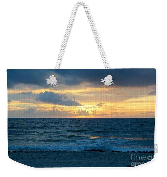 Sunrise In Deerfield Beach Weekender Tote Bag