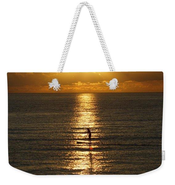 Sunrise In Florida Riviera Weekender Tote Bag