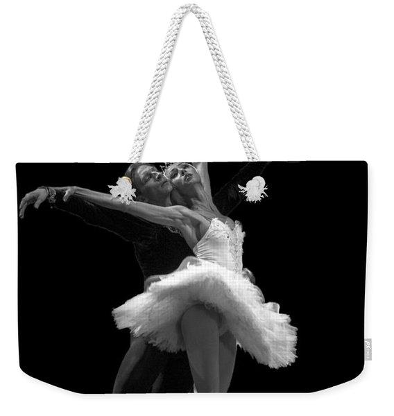 Swan Lake  White Adagio  Russia 3 Weekender Tote Bag
