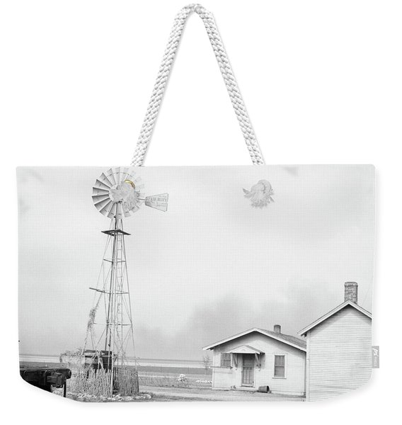 Texas Dust Storm, 1936 Weekender Tote Bag