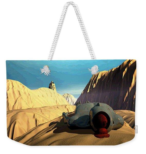 The Midlife Dreamer Weekender Tote Bag