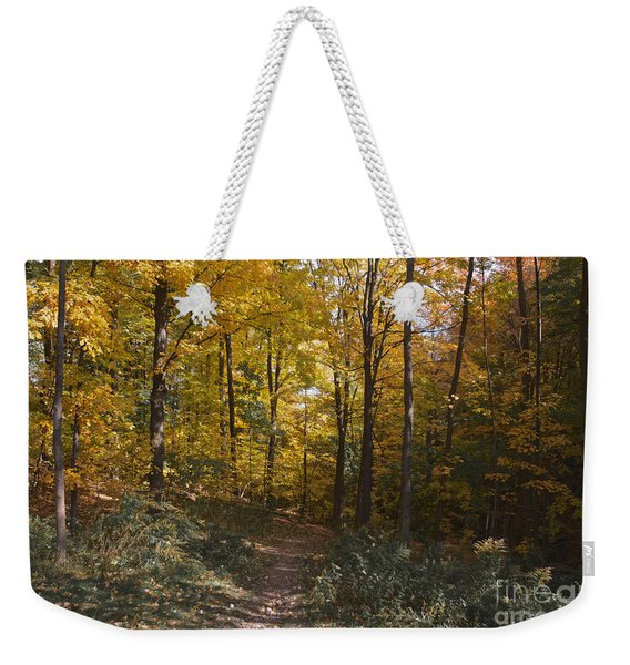 The Path Weekender Tote Bag