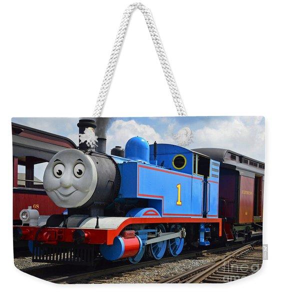 Thomas The Engine Weekender Tote Bag