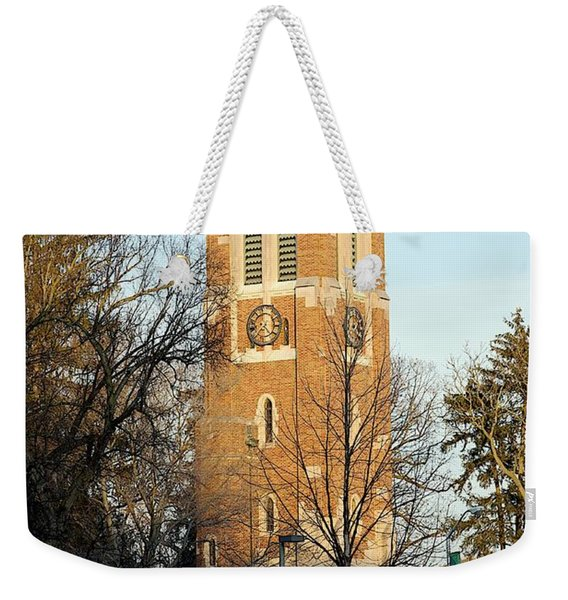 Time Weekender Tote Bag