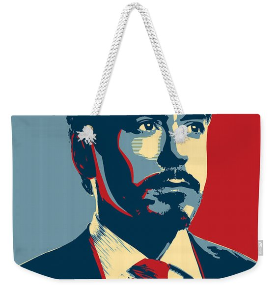 Tony Stark Weekender Tote Bag
