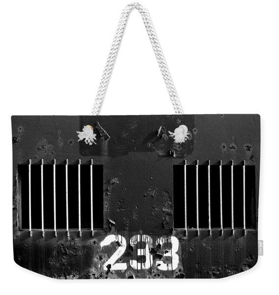 233 Weekender Tote Bag