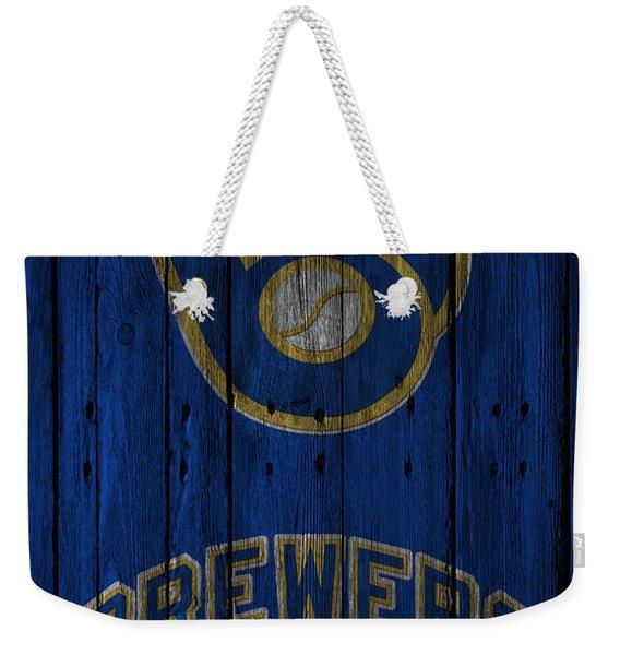 Milwaukee Brewers Weekender Tote Bag