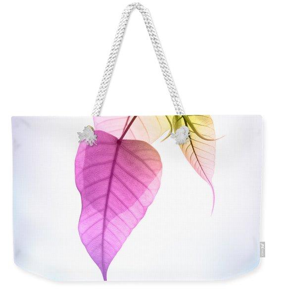 Pho Or Bodhi Weekender Tote Bag