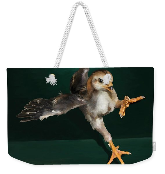 29. Yamato Chick Weekender Tote Bag
