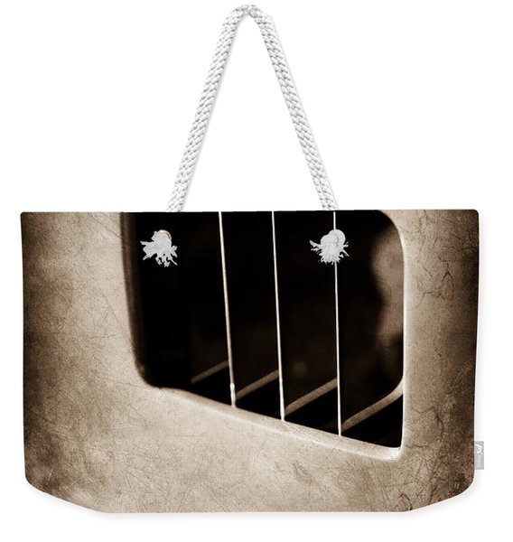 1965 427 Sc Cobra Reproduction Emblem Weekender Tote Bag