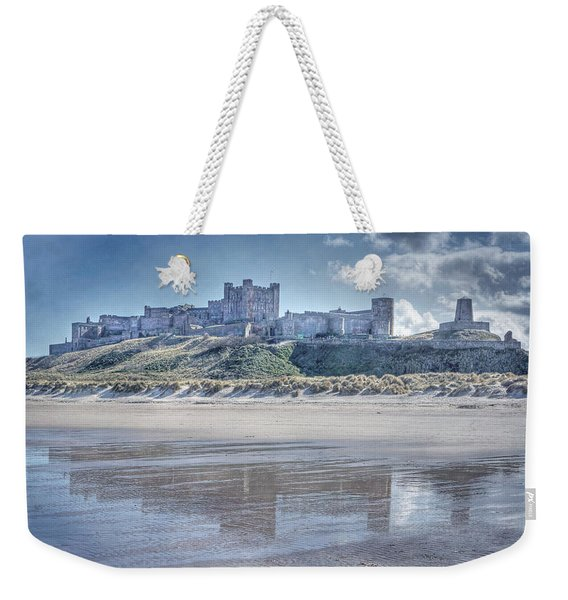 Bamburgh Castle 2 Weekender Tote Bag
