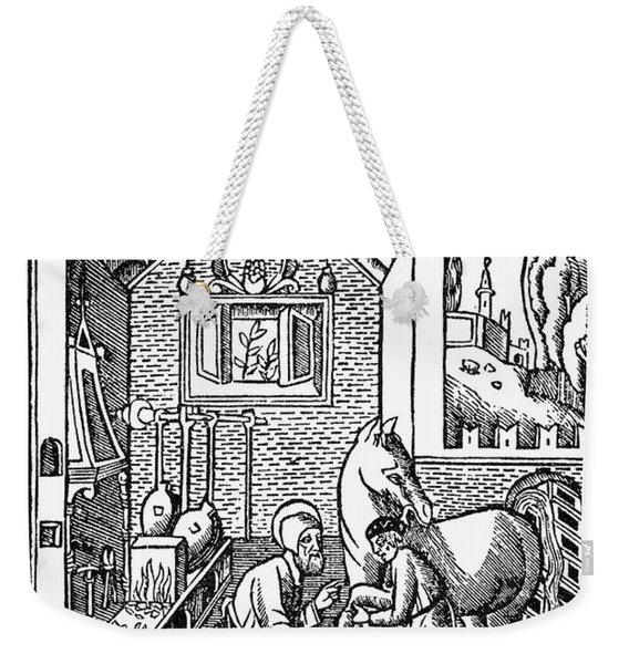 Blacksmith, C1250 Weekender Tote Bag