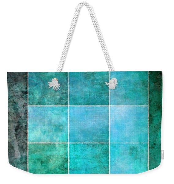 3 By 3 Ocean Weekender Tote Bag