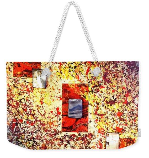 3 Doors Down Weekender Tote Bag