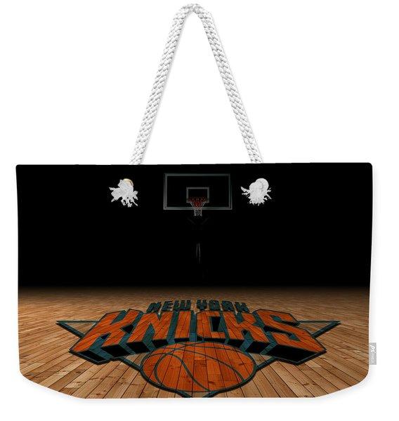 New York Knicks Weekender Tote Bag