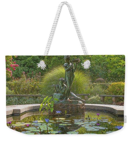 Park Beauty Weekender Tote Bag