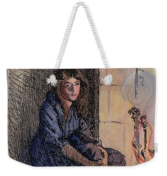 Perrault Cinderella, 1891 Weekender Tote Bag
