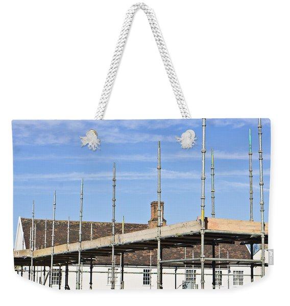 Scaffolding Weekender Tote Bag