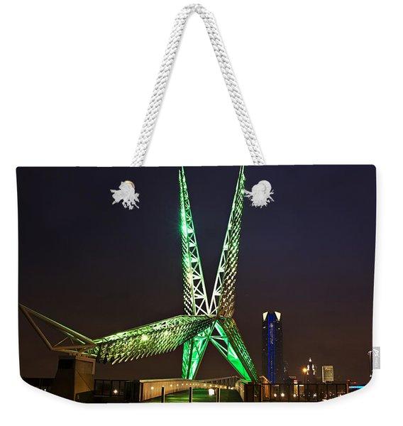 Skydance Weekender Tote Bag