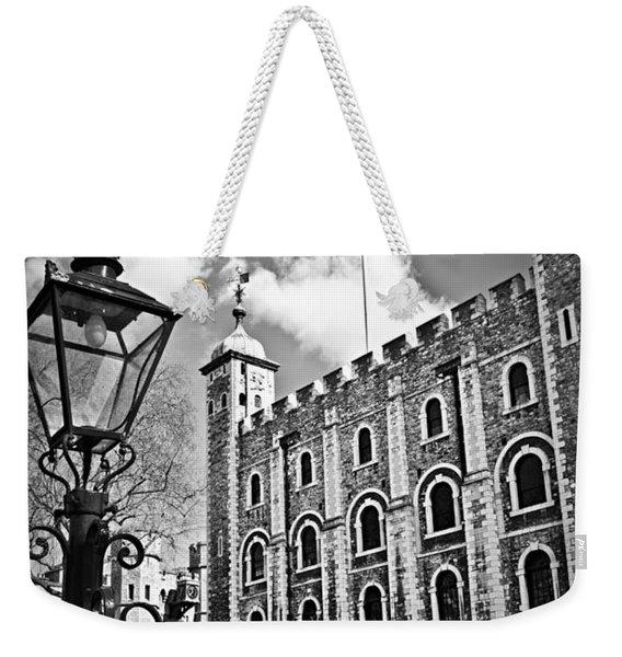 Tower Of London Weekender Tote Bag