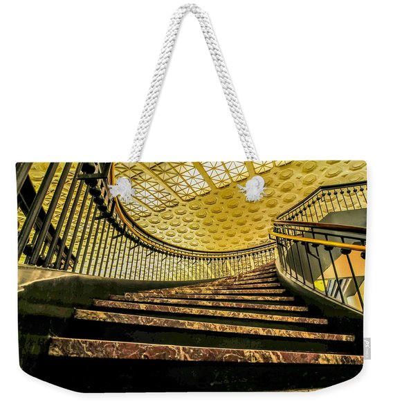 Union Station Washington Dc Weekender Tote Bag