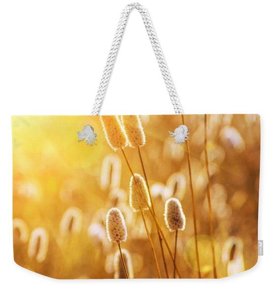 Wild Spikes Weekender Tote Bag