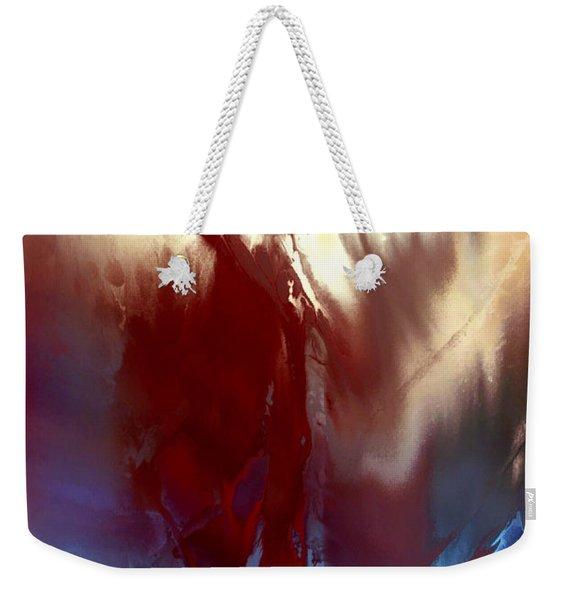 Aphrodite Anadyomene Weekender Tote Bag