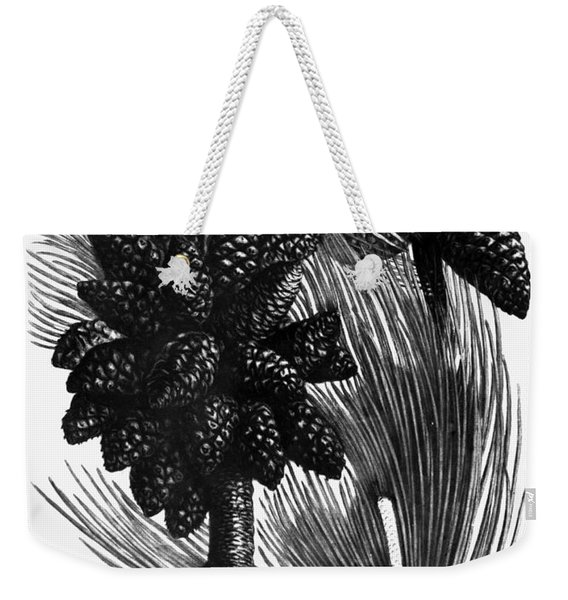 Catalogus Plantarum, 1730 Weekender Tote Bag
